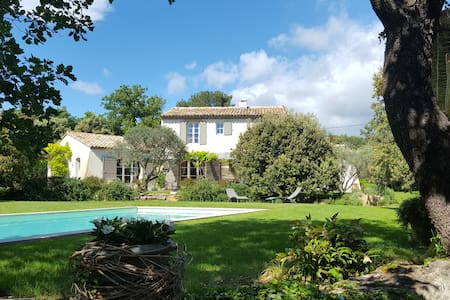 Mas de charme en Provence - B&B Chambre Luberon