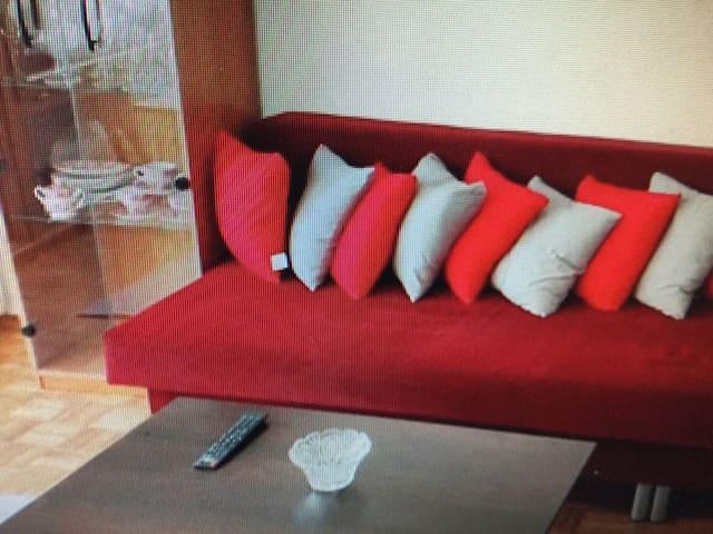 komfortable 2 Zimmerwohnung in zentraler Lage
