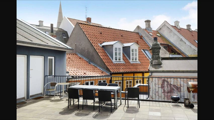 Cozy apartment in the center of Aarhus - Aarhus - Apartemen