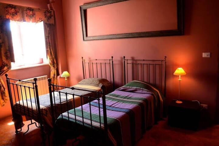 Olga's Apt - Villa Valguarnera - Bagheria - Leilighet