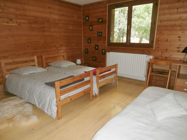 Chambre bed and breakfast - Briançon - Wikt i opierunek