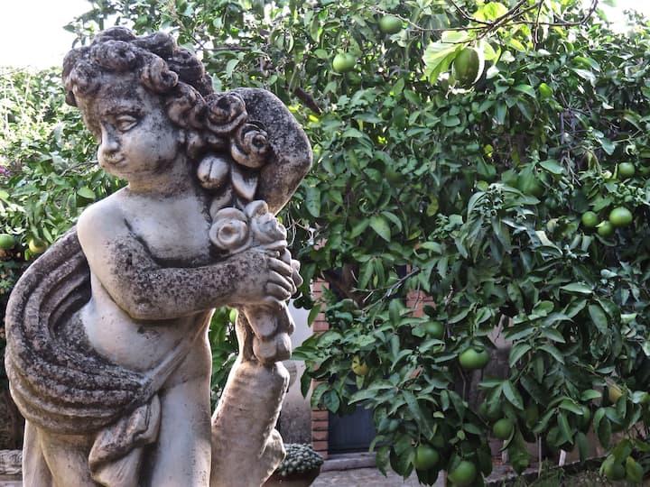 Au Jardin d'Agrumes