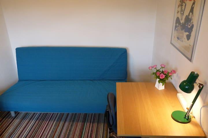 Hyggeligt værelse på Østerbro.