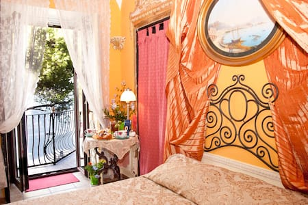 B&B Casale del Barone Sorrento Coast, 'RoomKing' - Vico Equense