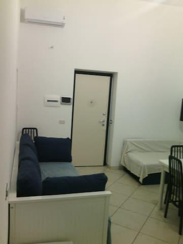 Appartamento in centro a 50 mt mare - Capo d'Orlando - Lejlighed