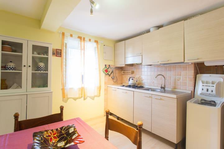 Nido d'amore nel borgo medioevale - San Vito Romano - Apartment