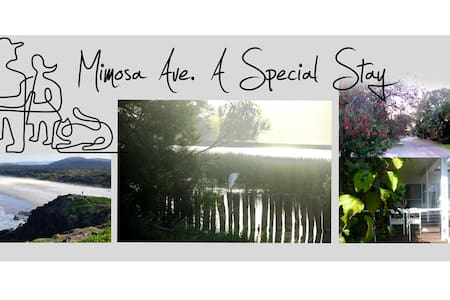 Mimosa Ave. A special stay. - Cabarita Beach  - Hus