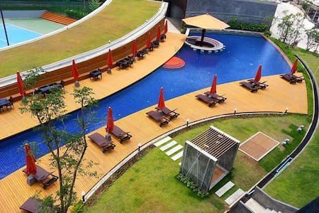 Seaside Resort - Groundfloor Studio