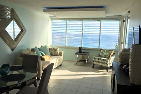 Breathtaking Ocean View Apartment - Luquillo - Lakás
