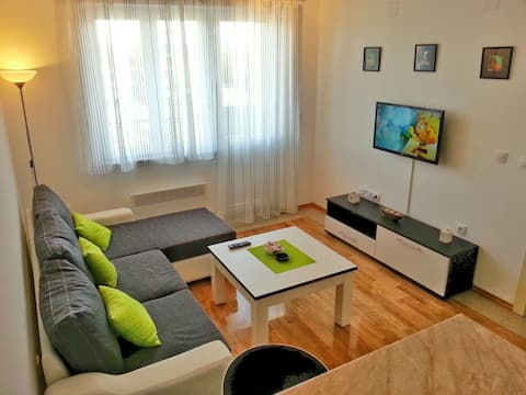 New and modern furnished apartment.
