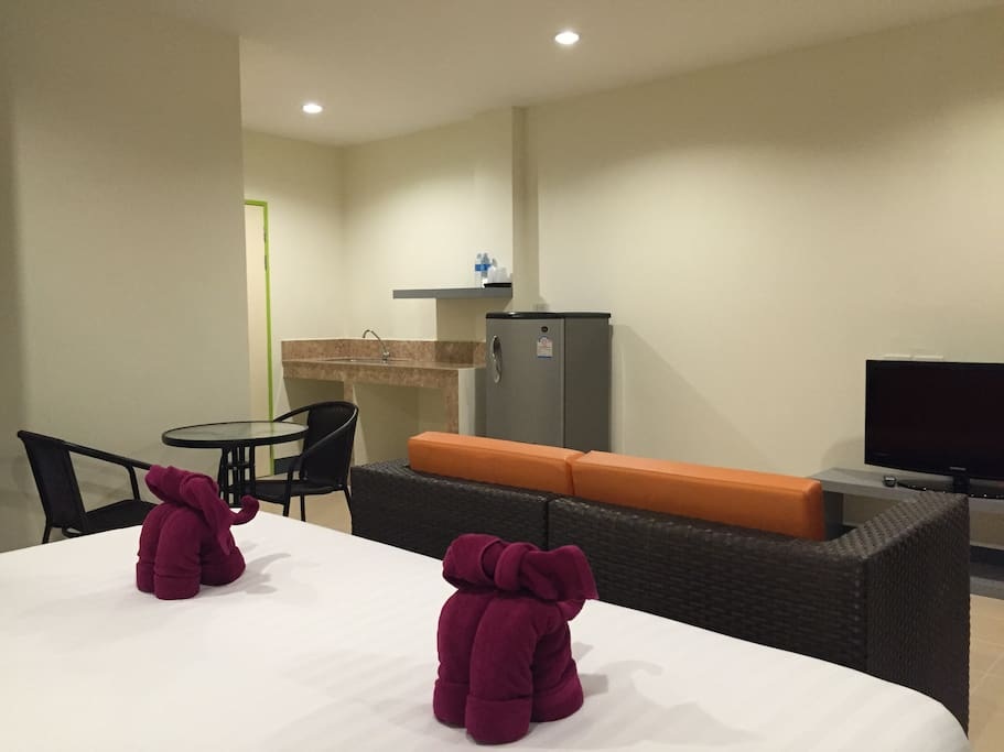 Facilities in the room