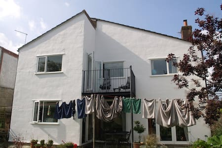 Double Room close to Blagdon Lake - Blagdon - Rumah