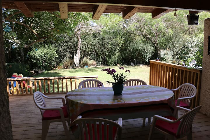 Lovely home surrounded by greenery - Kokhav Ya'ir Tzur Yigal - Huis