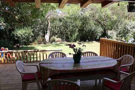 Lovely home surrounded by greenery - Kokhav Ya'ir Tzur Yigal - Casa