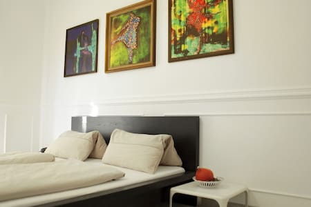 relaxing room for 1-2, nearby fair - มิวนิค