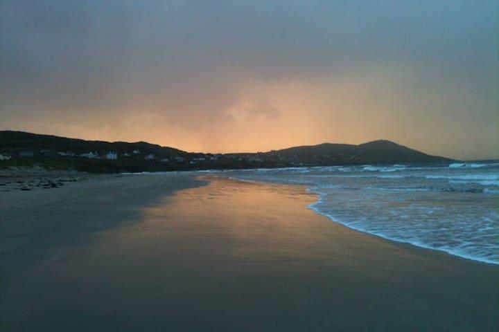 Narin beach near Portnoo