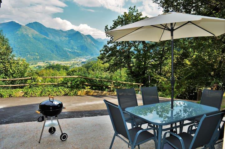 T3  calme vue sur montagnes - Arcizans-Avant - Apartment