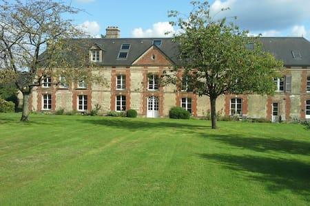 Belle chambre près de Gerberoy - Wambez - Dom