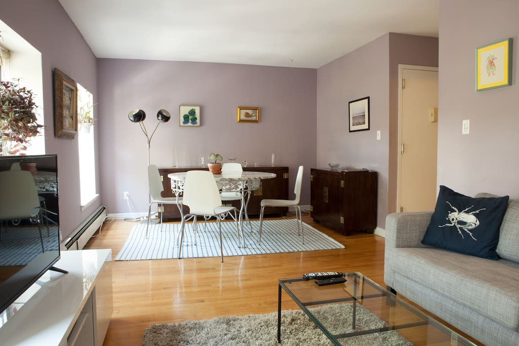 Brooklyn Brownstone Two Bedroom Apt Apartments For Rent