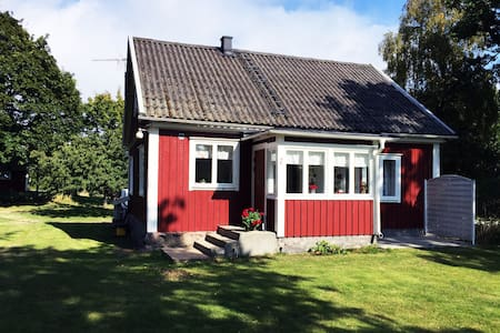 Classic wooden house in the archipelago - Karlskrona S