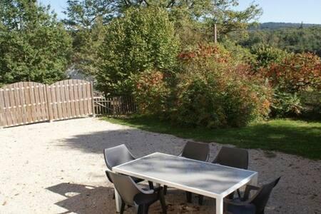 Knus sfeervol huis in natuurpark - Saint-Pierre-de-Frugie