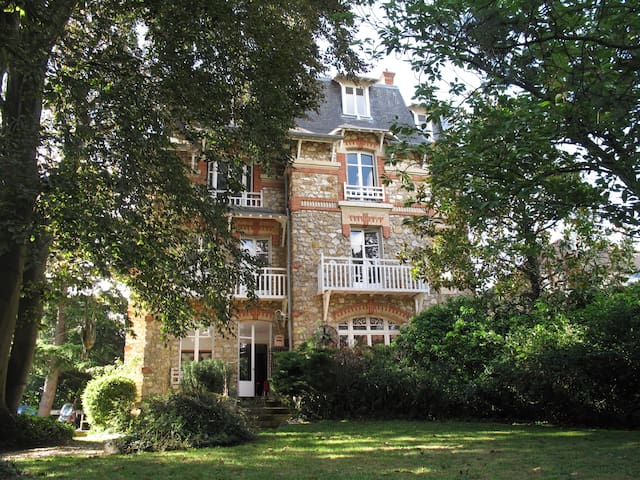Separate apart. 8ppl close to Paris - Saint-Leu-la-Forêt - Apartamento