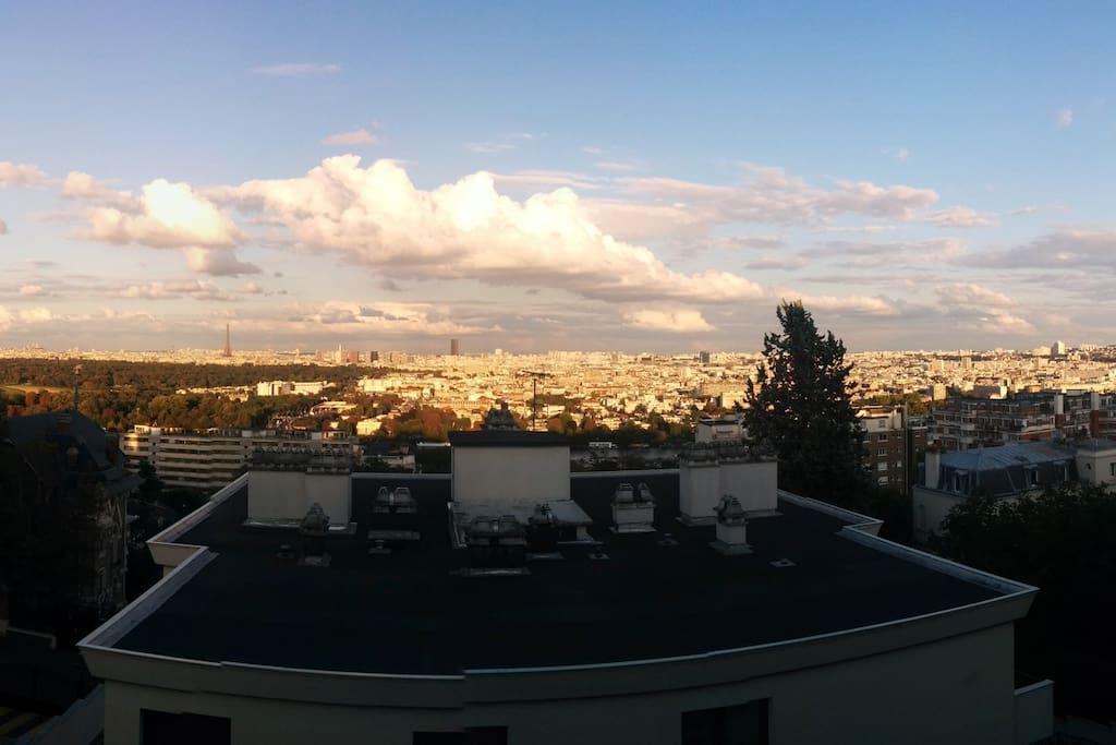 Appartement avec vue exceptionnelle apartments for rent in saint cloud le - Appartement a renover ile de france ...