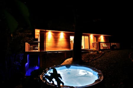 Luxury Self Catering Treehouse - Worston