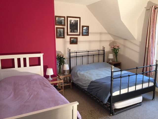 City Centre Double Room + Ensuite - Nottingham - Huis