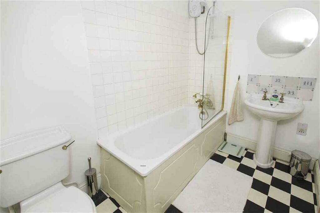 City centre double room ensuite case in affitto a for M bathrooms nottingham