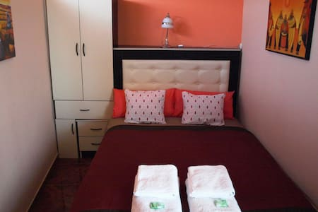 CUSCO  PRIVATE DOUBLE ROOM - Lejlighed