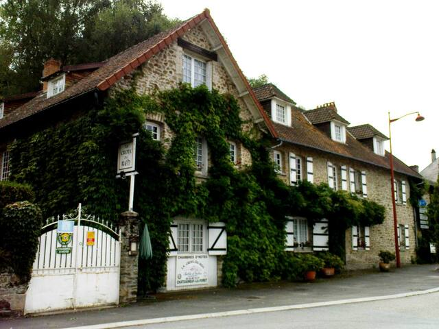 B&B in Limousin France