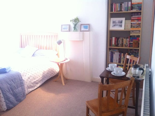 Lovely double room in the heart of the city