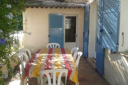 Maison aucoeur du village provençal - La Cadière-d'Azur