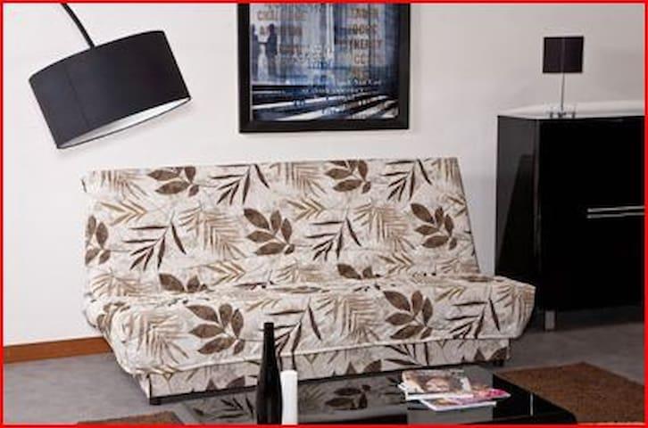 mezzanine sur bourgoin jallieu - Bourgoin-Jallieu - Apartment