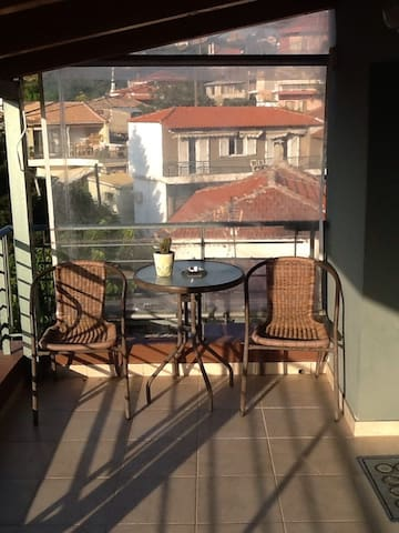 Amazing view! Charming apartment! - Ano Kastritsi - Byt