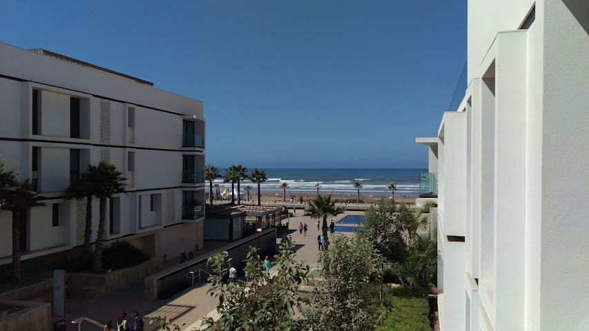 Anfa place beach view 200m2 apartments for rent in casablanca grand casablanca morocco for Construction villa casablanca