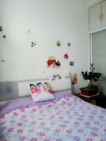 二室二厅(胡杨花园) - Alashan Meng - Lejlighed