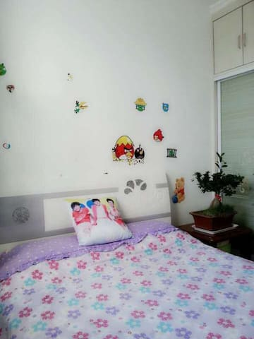 二室二厅(胡杨花园) - Alashan Meng - Apartamento