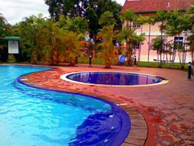 Bukit Merah Resort - Bukit Merah - Appartement