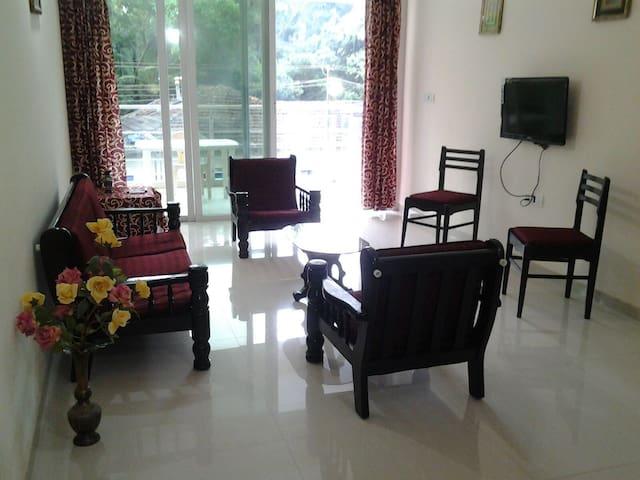 2 BHK Holiday Homes, Candolim Beach - Candolim - Apartment