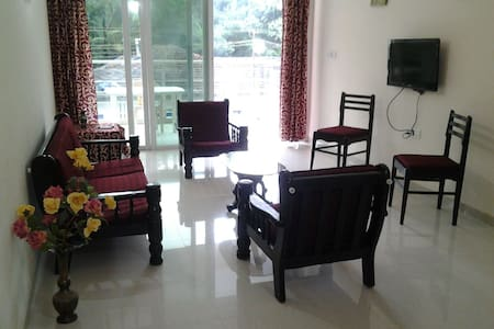 2 BHK Holiday Homes, Candolim Beach - Candolim - Huoneisto