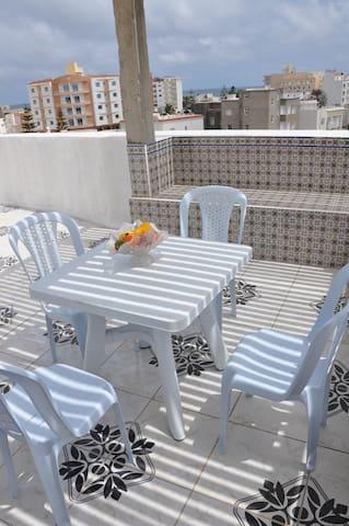 Ferienwohnung Le Pavillon Free WIFI - Hiboun - Appartement