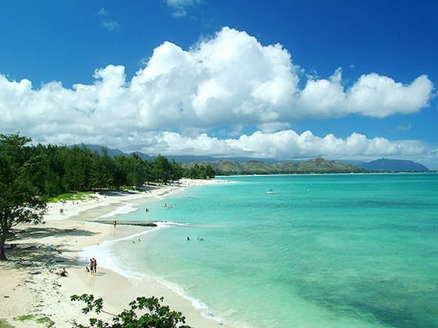 Kailua Blue Ocean Breeze - Kailua - Huis