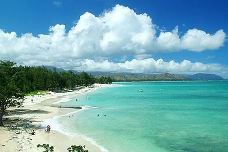 Kailua Blue Ocean Breeze - Kailua - Hus