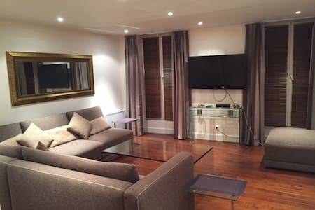 Apt 53m2 located 20' from Paris - Saint-Germain-en-Laye - Flat