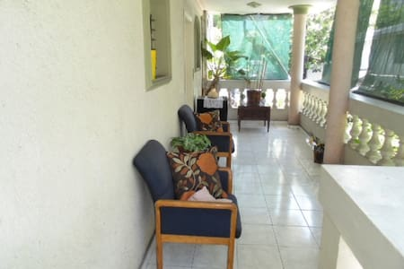 Quiet 1 bed Room with Wireless Internet and A/C when there is city power .