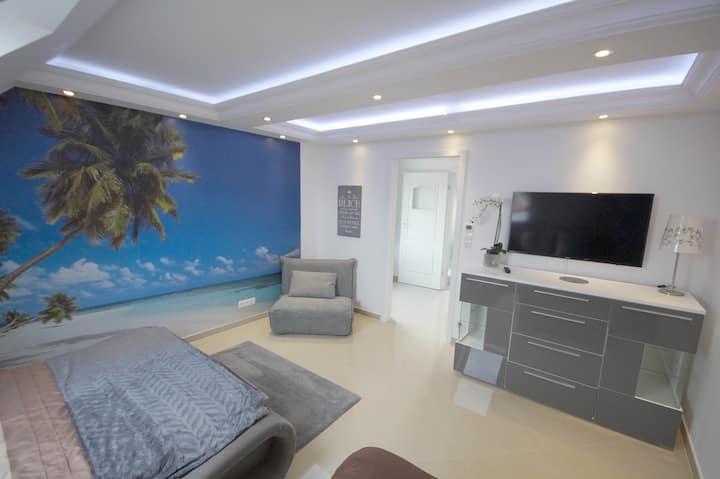 Luxury - Dreibett - Zimmer  # 10 (O4L)