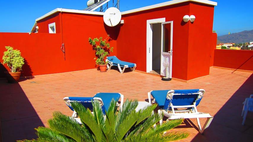 Alojamiento luminoso de gran calidad - Los Llanos - Apartment