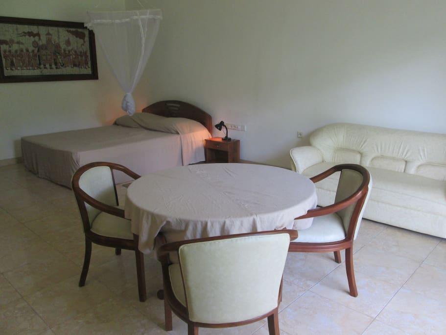 Doubleroom inside